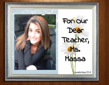 Let's Help Ms. Kelly Massa in a Time of Need!