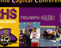 Help Reynoldsburg's Wrestling Team reach it's Goal!