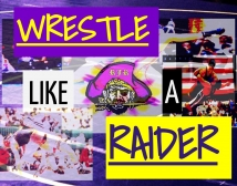 Help the Reynoldsburg Wrestling Team